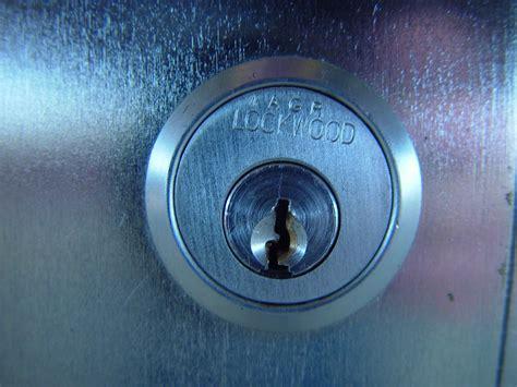 metal pail free photograph lockwood brand lock keyhole
