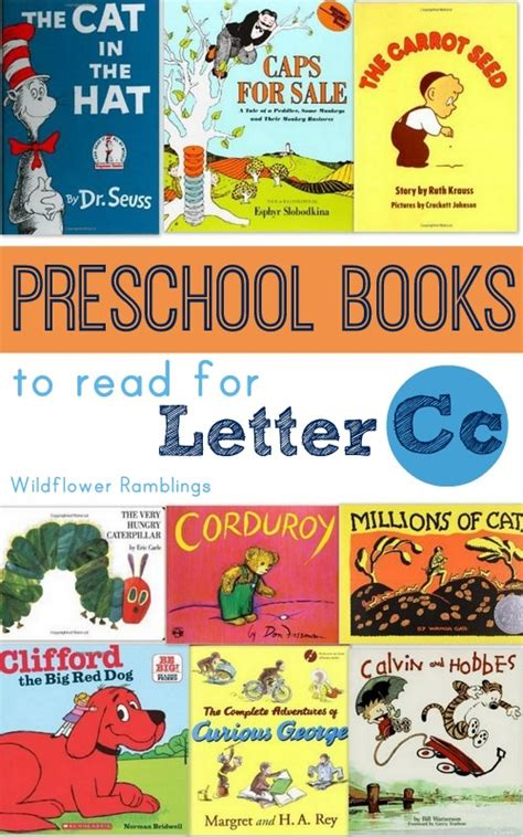 best preschool books for the letter c wildflower ramblings 639 | booksccollage 001