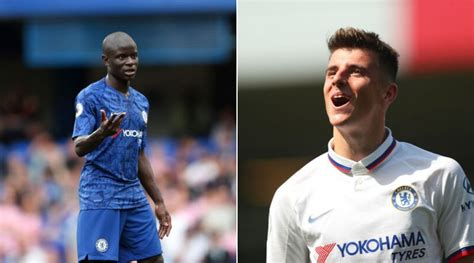 Chelsea Vs Liverpool: Will N'Golo Kante and Mason Mount ...