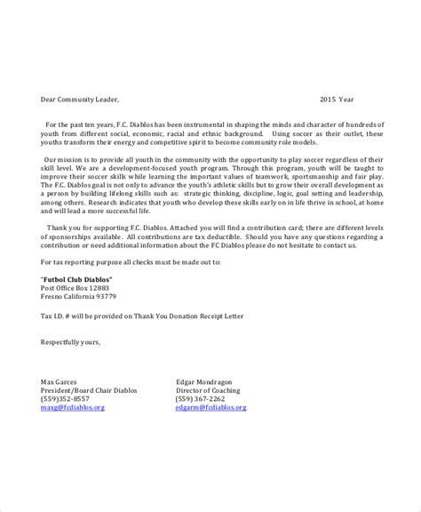 donation letter sle brilliant ideas of sle donation request letter for