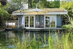 Saunahaus Im Garten : gartenteich bilder ~ Sanjose-hotels-ca.com Haus und Dekorationen