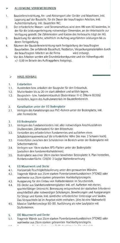 Gerüst Preis Pro M2 by Belagsfertig Preis Pro Qm Bauforum Auf Energiesparhaus At