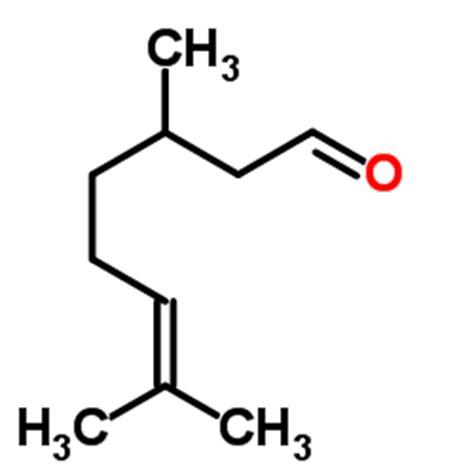 Citronella L by Citronellal C10h18o Chemspider