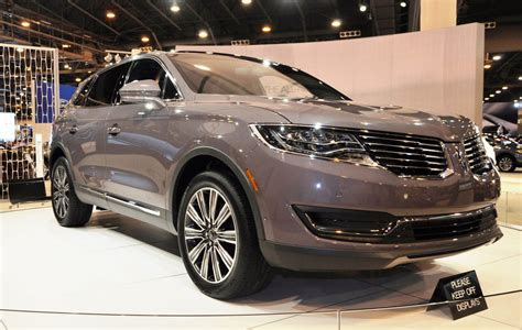 Image 43 Of 49 2018 Lincoln Mkx Part Of Lincoln Mkx 2016 New