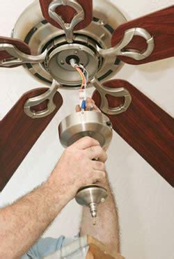 ceiling fan installation springfield mo