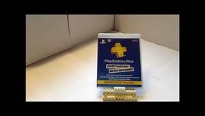 Playstation Plus Gratis Code Ohne Kreditkarte : migtouchpro utiliser un code playstation plus youtube ~ Watch28wear.com Haus und Dekorationen
