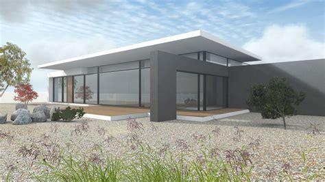 haus auf stelzen bauen neubau haus in moderner architektur zum festpreis