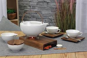 Teeservice Mit Stövchen : tee service 8tlg chai nussbaum friesland porzellan made in germany ~ Yasmunasinghe.com Haus und Dekorationen