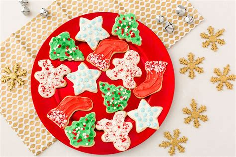 frosting trick    christmas cookie
