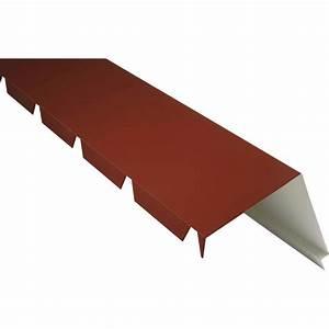 Plaque Isolante Mur : fa ti re sur mur pour plaque nervur e 63 100 rouge ral ~ Melissatoandfro.com Idées de Décoration
