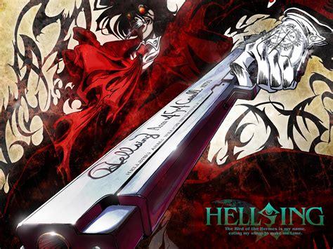 Hellsing Anime Wallpaper - anime wallpapers p 2