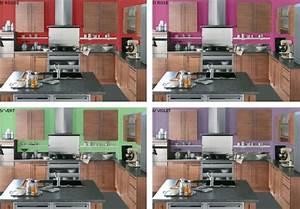 Idee Couleur Mur Cuisine : quelle couleur pour les mur de ma cuisine ~ Dailycaller-alerts.com Idées de Décoration