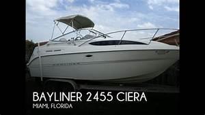 Unavailable  Used 2000 Bayliner 2455 Ciera In Miami