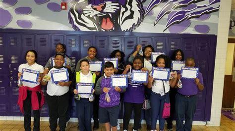 bessemer city middle school highlights congratulations august