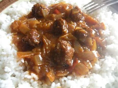 recette cuisine senegalaise thiou ragout de viande senegalais la bonne cuisine