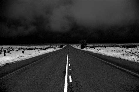 dark texas highway  dislexicpalindrome  deviantart