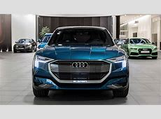 The Future Is Here Audi etron quattro Concept Arrives at