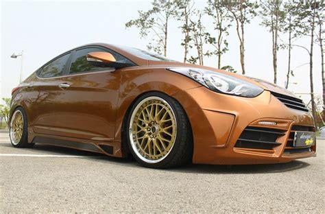 See my wheelwell for a full list of modifications! ASIAN AUTO DIGEST: Hyundai Elantra i40 Avante Bodykit ...