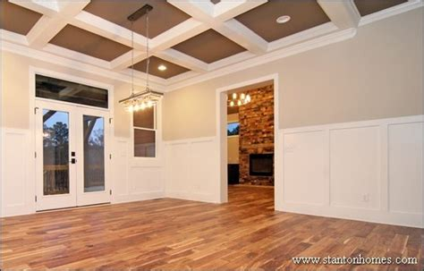Country Wainscoting Ideas by New Home Building And Design Home Building Tips