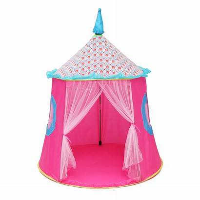 Princess Castle Play Tent Outdoor Kid Gift