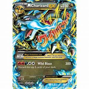 a picture of MEGA charizard EX | Mega Charizard Pokemon ...