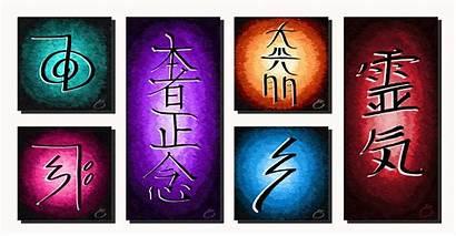 Reiki Symbols Energy Vibration Healing Revealed Master