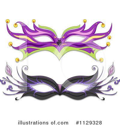 face mask clipart  illustration  bnp design studio