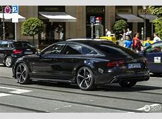 Audi RS7 Sportback 4 September 2014 Autogespot