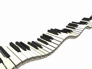 Keyboard and piano clipart 2 - Clipartix