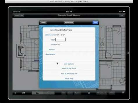 space planning app home space planning design ios app mark on call hd for ipad overview demo video youtube
