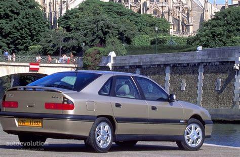 Renault Safrane Specs 1996 1997 1998 1999 2000