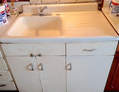 kitchen cabinet sink acme steel kitchen cabinets wile e coyote would approve 2762