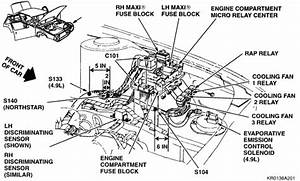 2005 Cadillac Deville Motor Diagram Html