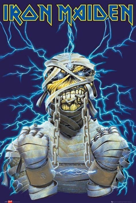 8 Bit Iphone Wallpaper Iron Maiden Eddy Poster Sold At Ukposters