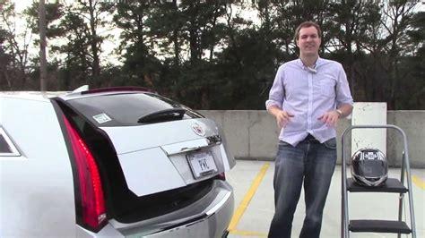 cadillac cts  wagon   budget farewell youtube