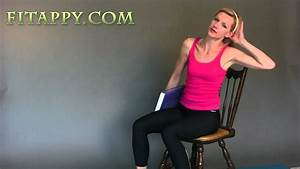 Chair Exercises - Workout in your Office/ sitting at your ...  Sitting