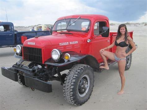 power wagon   beach  dodge trucks pickup trucks