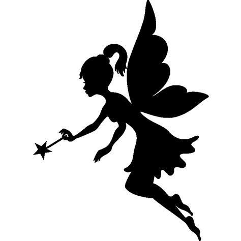 chambres fille sticker fée avec baguette magique