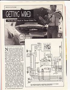 Trans Am Wiring Harness Technical Article Dyi How To Guide Allgentransams