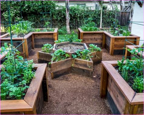 Gartenbeete Ideen by 24 Gorgeous Diy Raised Garden Bed Ideas To Build A
