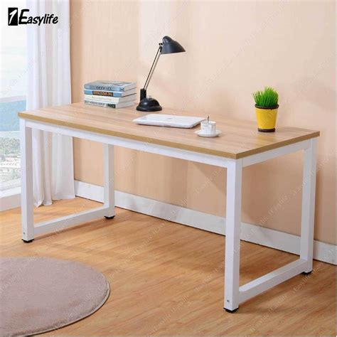 Corner Bedroom Bureau by Modern Walnut Wooden Corner Computer Pc Desk Home Office