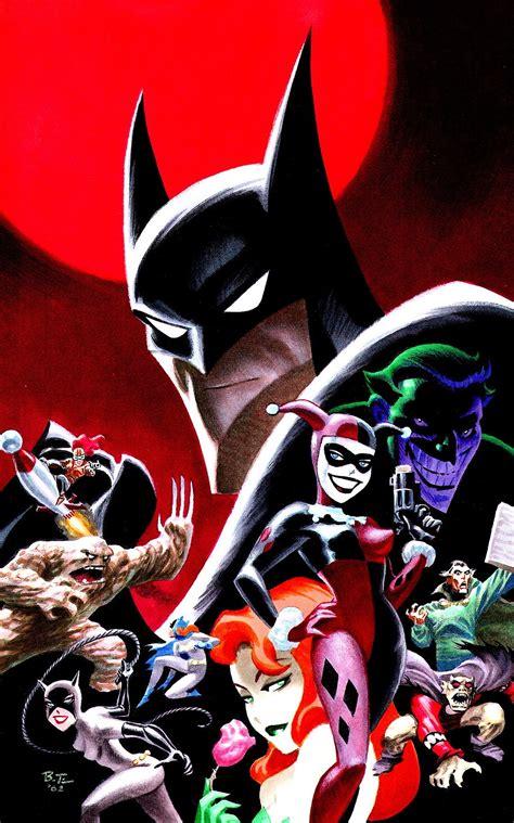 Batman The Animated Series Wallpaper - batman animated series wallpaper