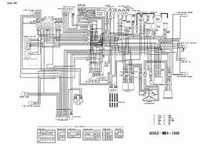 Wiring Diagram 1984 Vt 750c