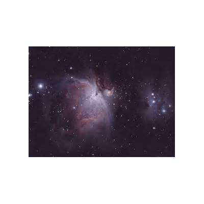 Distance to Orion Nebula - Pics about space
