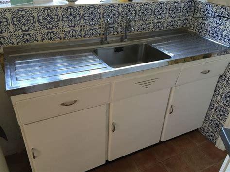kitchen sink 1950s 1950 s vintage kitchen sink unit kitchen