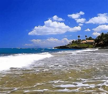 Beach Types Waves Summer Beaches Ocean Nature