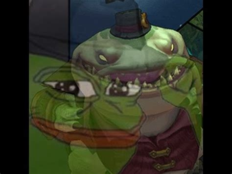 Unbench The Kench Memes - tahm pepe youtube