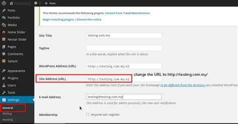 How To Display Your Subfolder Url As Main Domain In