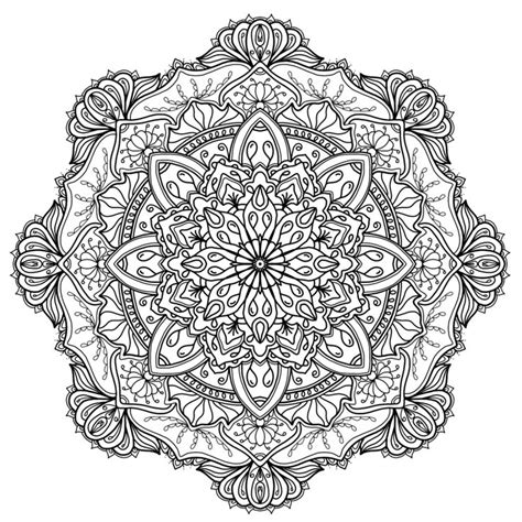22 best krita mandala coloring pages images on