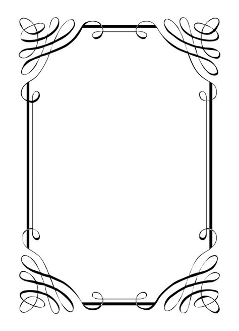 Best Wedding Borders #4511 - Clipartion.com
